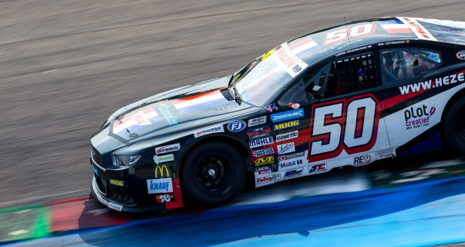 The Euro Nascar Title Is The Goal For Hendriks Motorsport