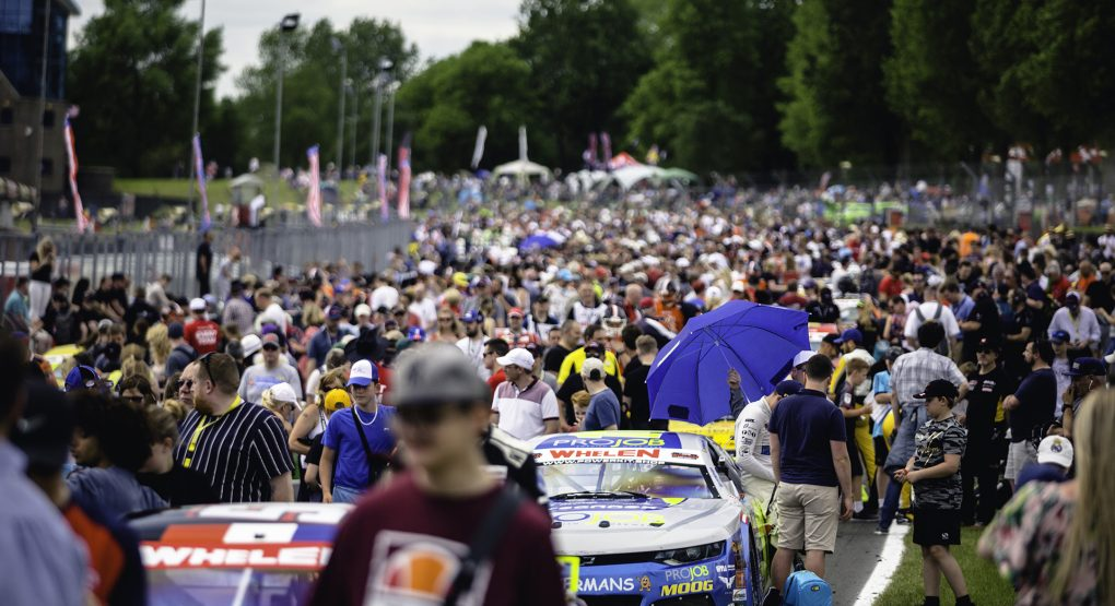 The NASCAR GP UK Best Of NWES TV Show is out!
