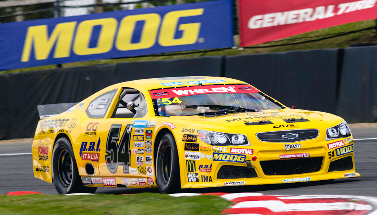 Image of the Chevrolet SS