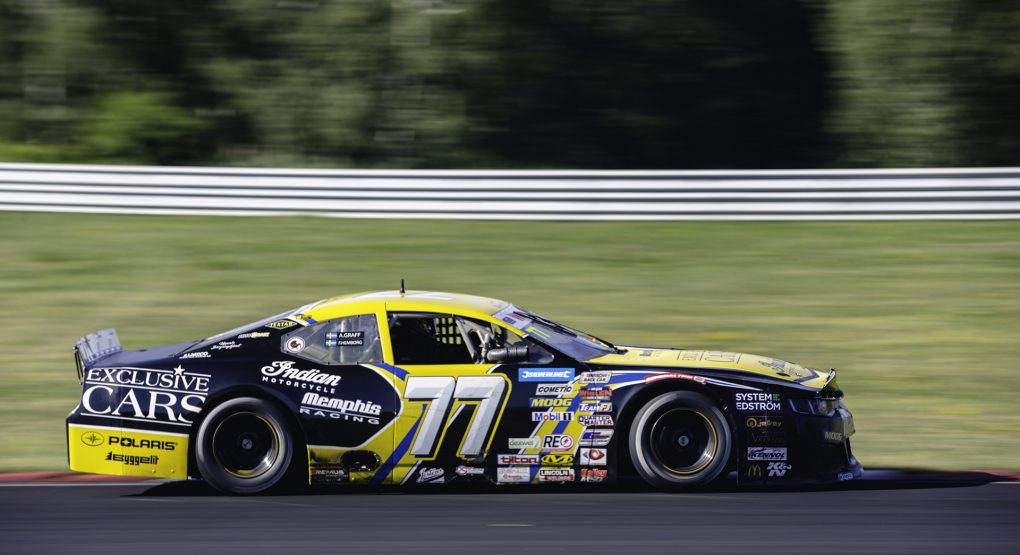 Scandinavian power: Memphis Racing building for a bright future in Euro NASCAR
