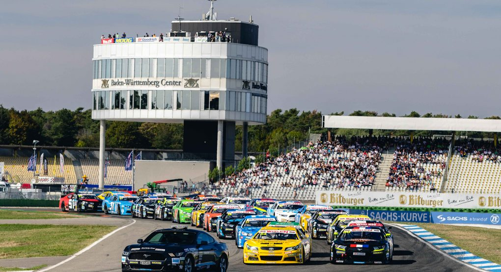 NASCAR GP Germany Preview: It's playoff time at the iconic Hockenheimring!