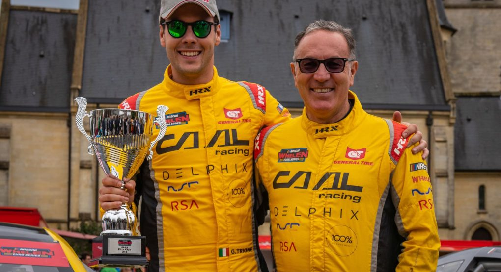 Mauro and Giovanni Trione to share the #31 CAAL Racing Chevrolet in the 2020 NWES season