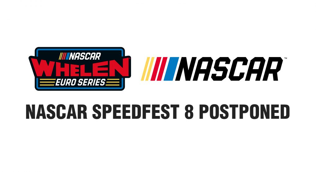 NASCAR SpeedFest 8 postponed