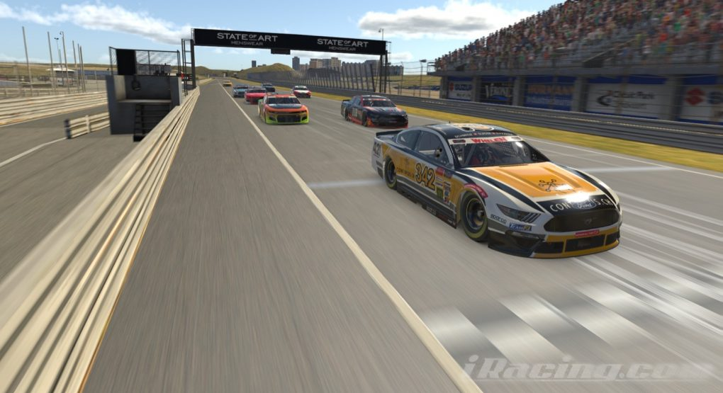 EuroNASCAR Esports Series Round 3 at Zandvoort: The Dutch track makes its virtual EuroNASCAR debut