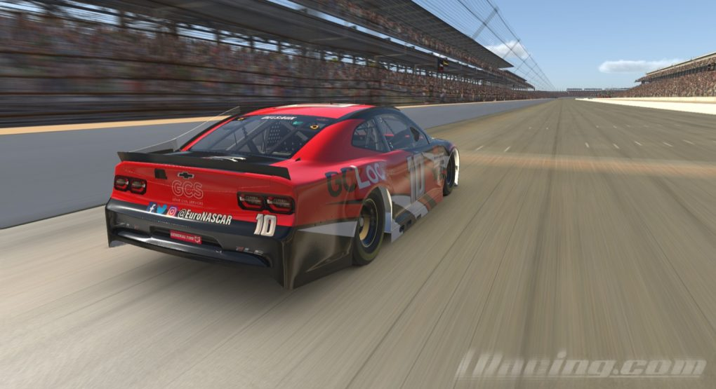 ENES Round 4 to take place on Tuesday, June 9 at virtual Indianapolis Motor Speedway