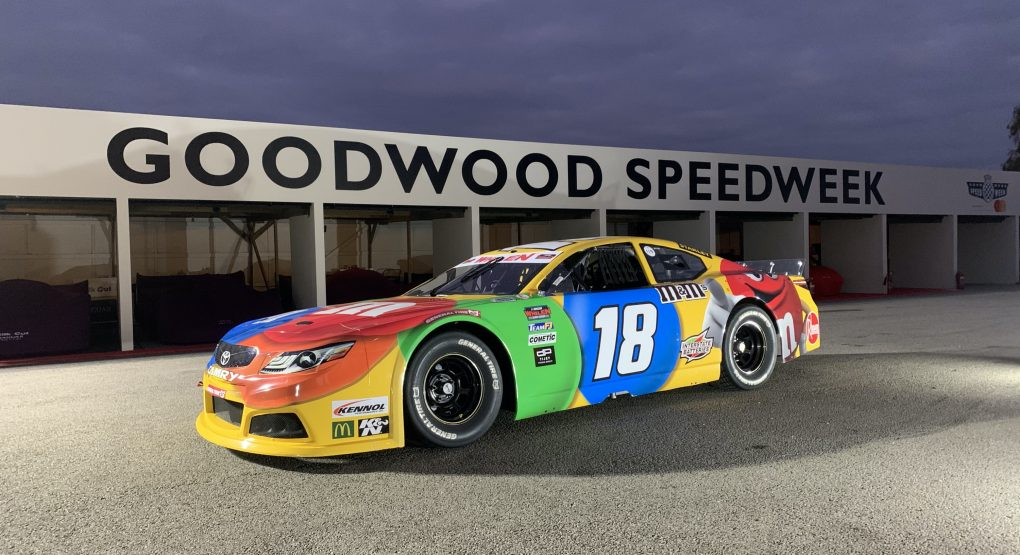 EuroNASCAR salutes unique Goodwood SpeedWeek event