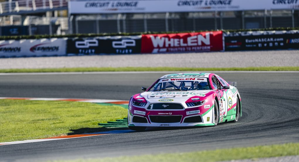 From single seaters to NASCAR racing: Vladimiros Tziortzis fell in love with EuroNASCAR
