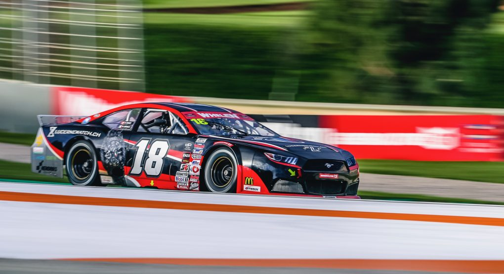 NWES introduces game-changing sequential gearbox on the EuroNASCAR car