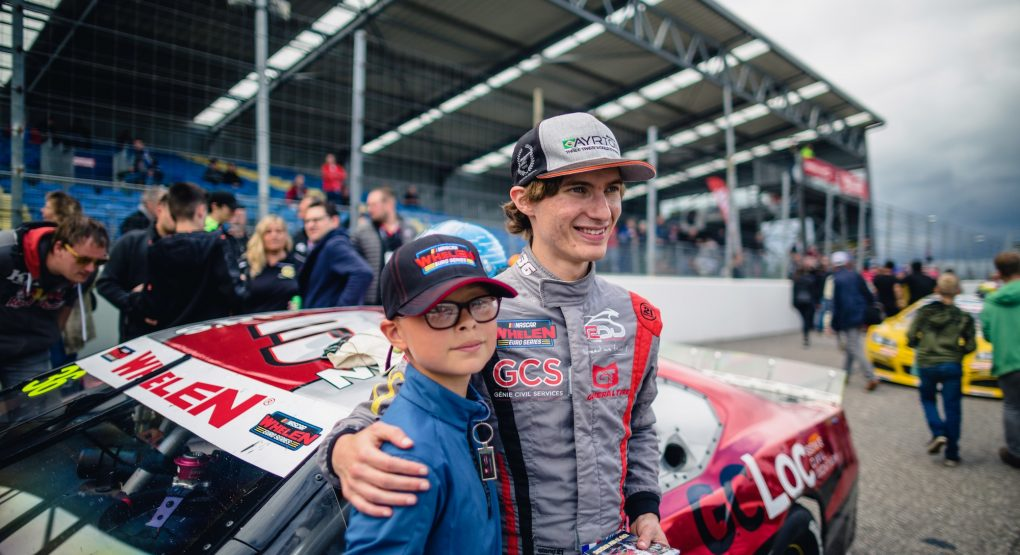 Ulysse Delsaux ready to return to the track with RDV Competition