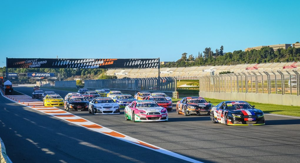 EURONASCAR 2 preview: all the pressure is on Dauenhauer