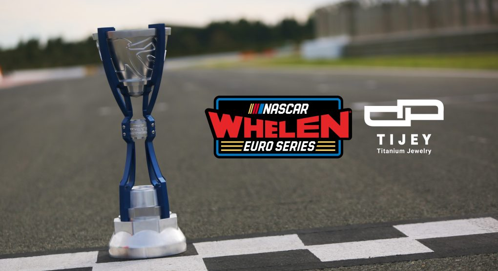 NWES and Tijey extend partnership, introduce new EuroNASCAR 2 trophy