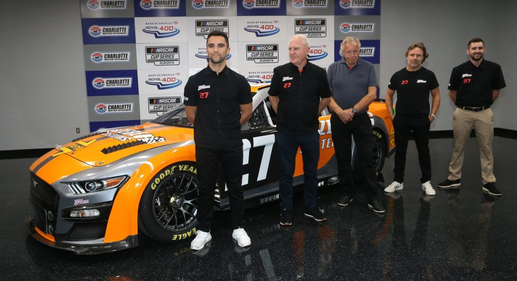 From EuroNASCAR to NASCAR USA: Team Hezeberg to make NASCAR Cup Series debut in 2022